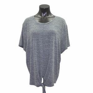 Calvin Klein Jeans Short Sleeve Tie T-Shirt XXL